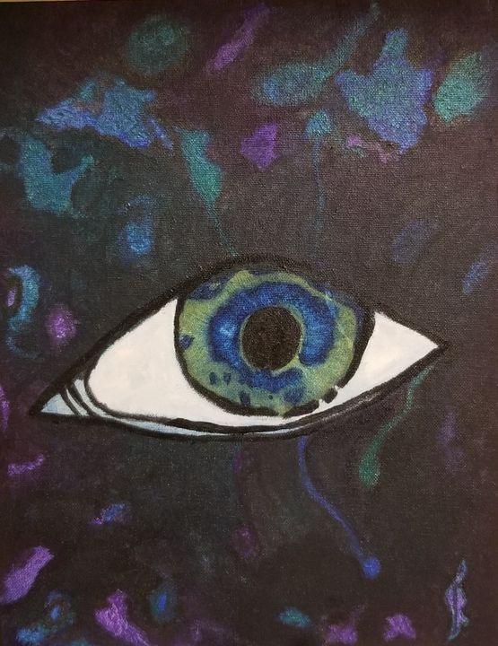 The Unseen - Melissa Galvan