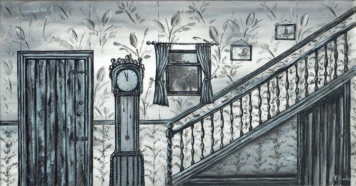 Big Ben. - Kenneth Clarke Artist.