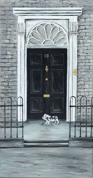 "The People ""V""s No 10 - Kenneth Clarke Artist."
