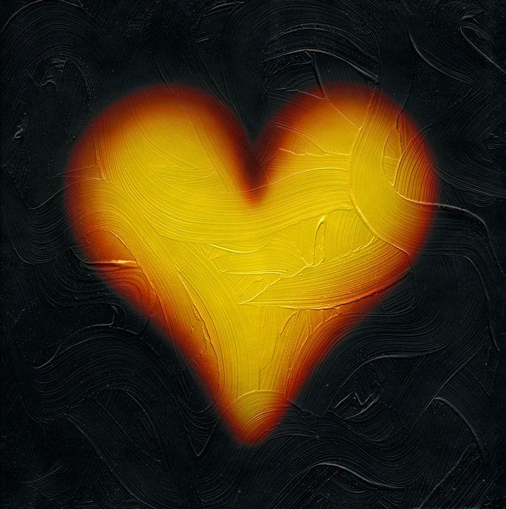 Warm Heart. - Kenneth Clarke Artist.