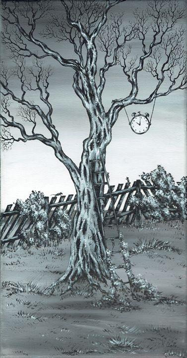 Time Bandits. - Kenneth Clarke Artist.