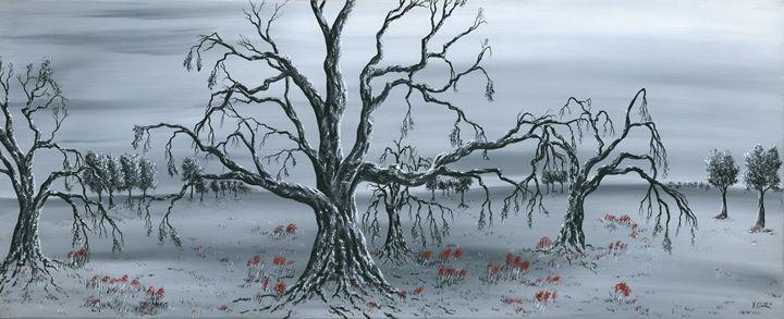 Fallow. - Kenneth Clarke Artist.