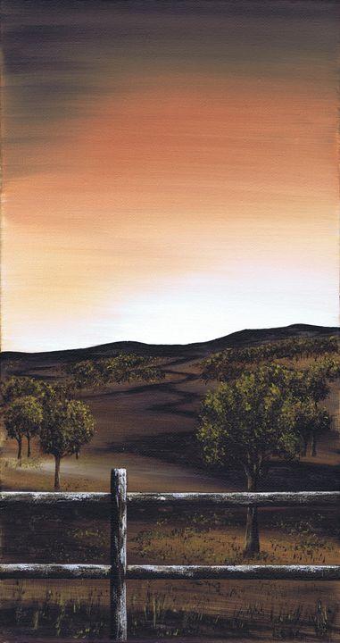 Freedom Road - Kenneth Clarke Artist.