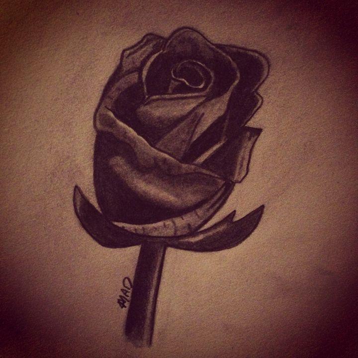 Black Rose - DarkRose