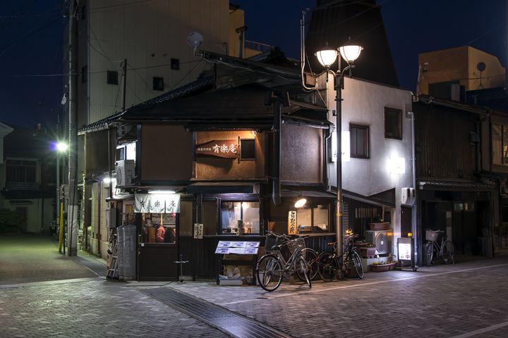 A corner in Takayama - Renato Navarro Photography