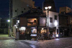 A corner in Takayama