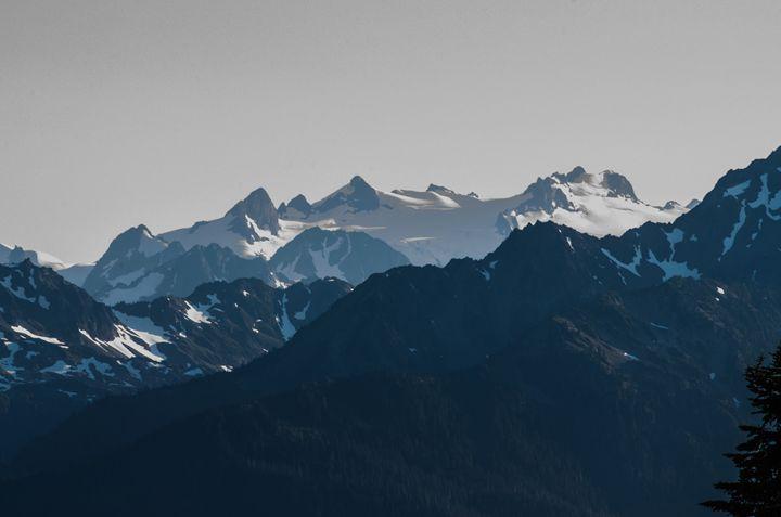 Mt. Olympus - Chad Sedam Photograhy