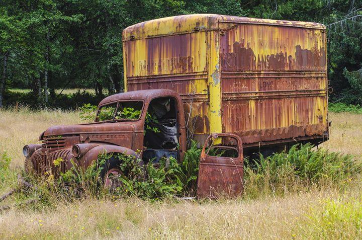 Truck #6 - Chad Sedam Photograhy