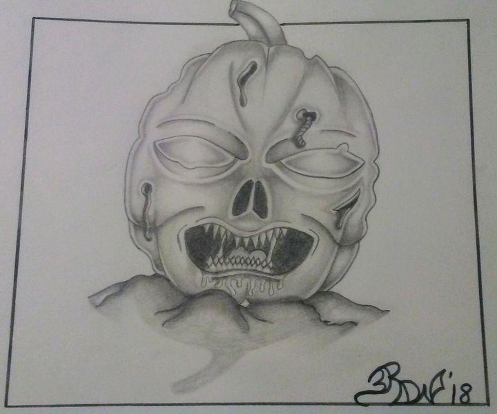 Foul Pumpkin - Richard Warner