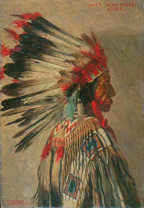 Indian Chieftain - HistoryAntics