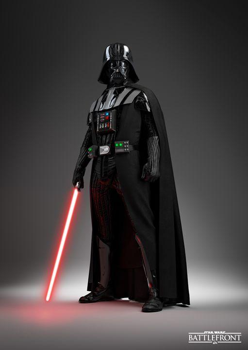 Official Darth Vader - HistoryAntics