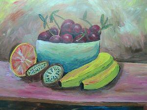 Φρούτα.