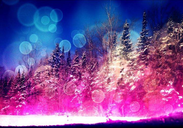 Bubbly Winter - Harmony Hands Art