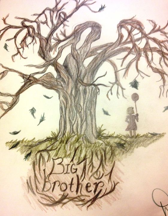 Brother Tree - Harmony Hands Art