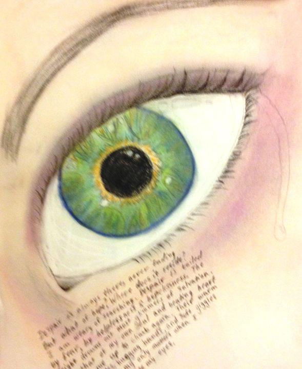 Open Witness - Harmony Hands Art
