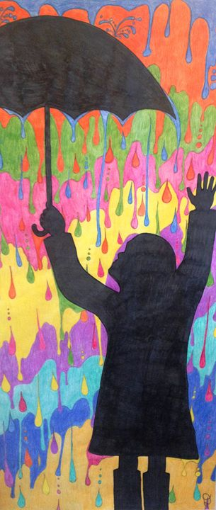 Autism Rainbow - Harmony Hands Art