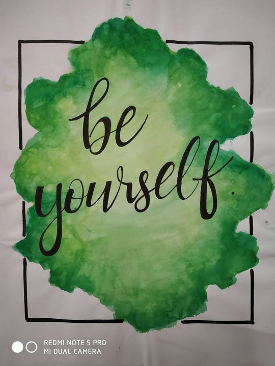 Be Yourself - artistic_globe01