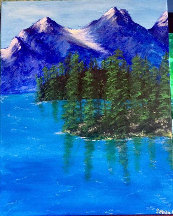 Glacier National Park (MONTANA) - Sarah Kleinhans