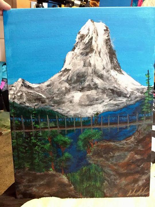 Everest Climb 1 - Sarah Kleinhans