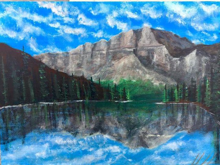 High-line Trail Montana  (GNP) - Sarah Kleinhans