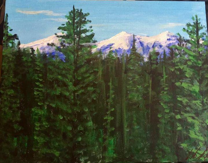 Homeward Bound Mountains - Sarah Kleinhans