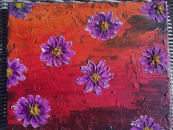Pop of Flowers - Sarah Kleinhans