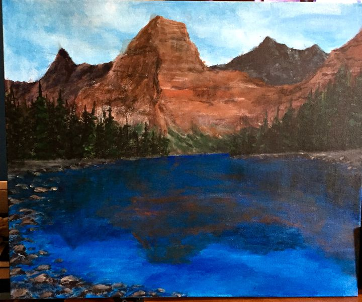 The Heart of Glacier Park - Sarah Kleinhans