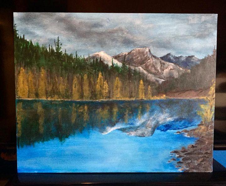 Fall on the Middle Fork - Sarah Kleinhans