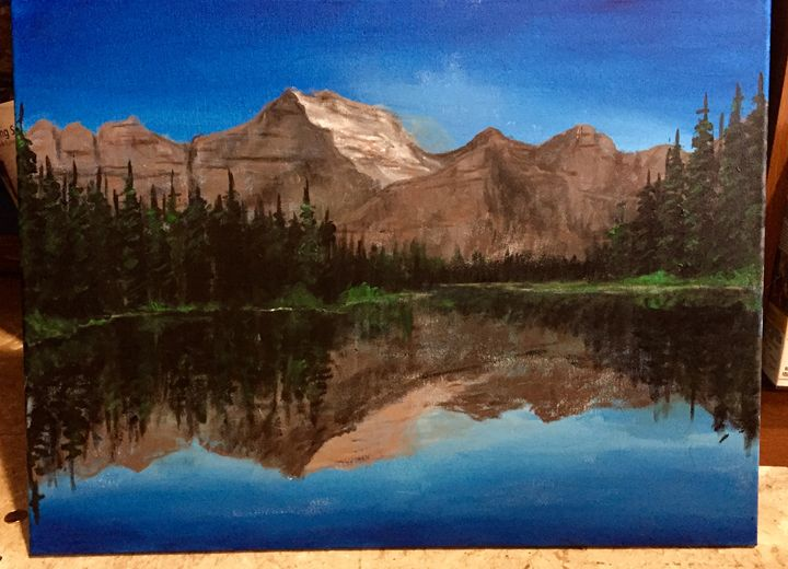 Lake Josephine Glacier Park - Sarah Kleinhans