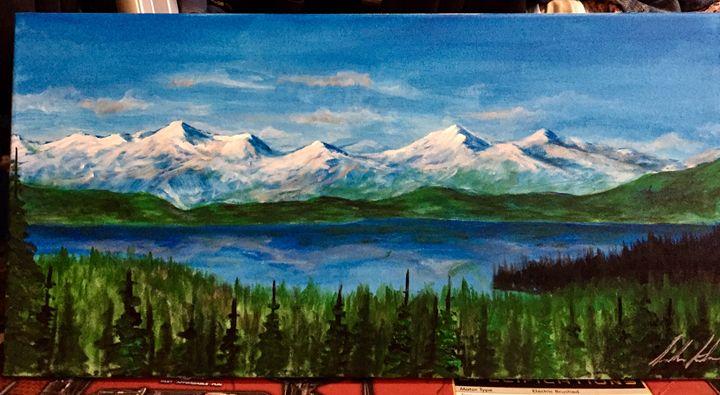 Hiking Above Flathead Lake - Sarah Kleinhans
