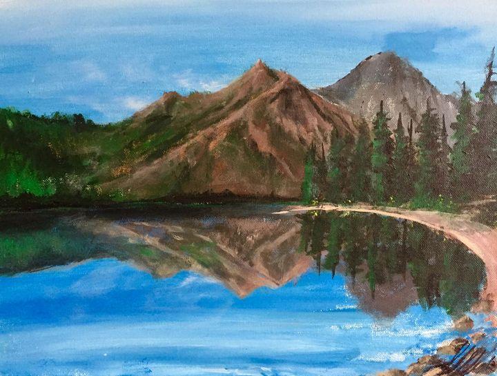 Tranquility in Glacier Park - Sarah Kleinhans