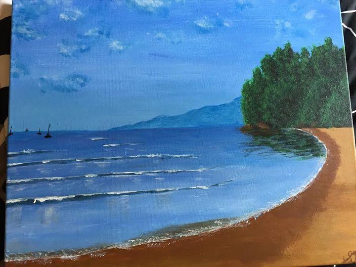 Ocean Lust - Sarah Kleinhans