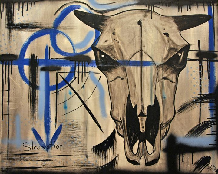 West - Kez Radson Art Studio