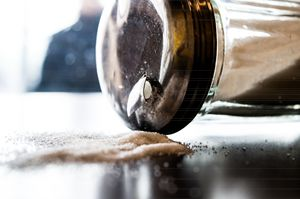 Spilled Sugar