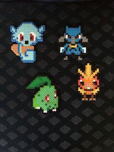 Pokemon Perlers