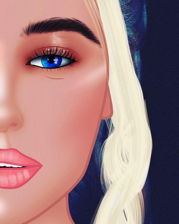 Daenerys Targaryen - Cassie