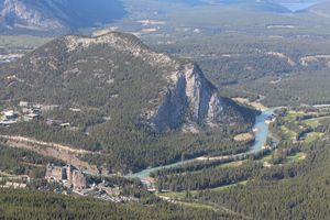 Banff landscape 2