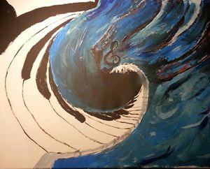 Piano Black Hole
