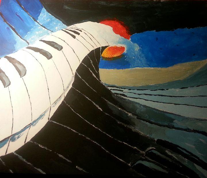 Piano Wave - Krypton
