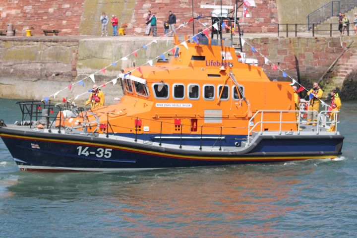All Weather Lifeboat - Graham Bruce Photography