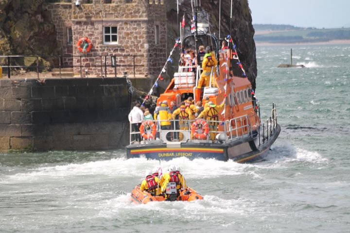 Lifeboats - Graham Bruce Photography