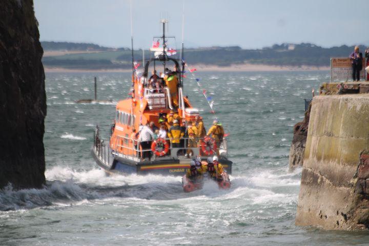Lifeboats - Graham Bruce Photography