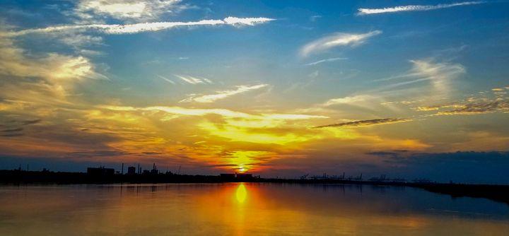 Sunset in Savannah - Belle Price