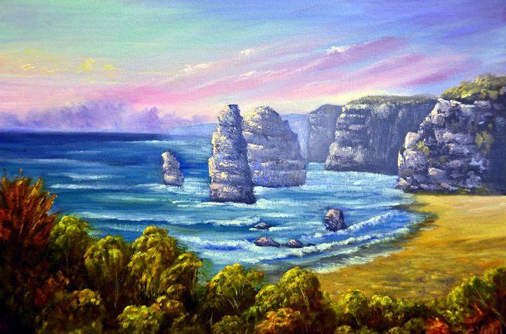 The Twelve Apostles - Christopher Vidal