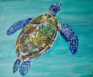 The Tantalising Turtle - JAZB