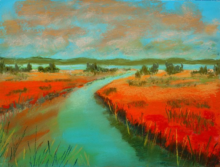Something Unexpected - DianaTripp Fine Art Gallery