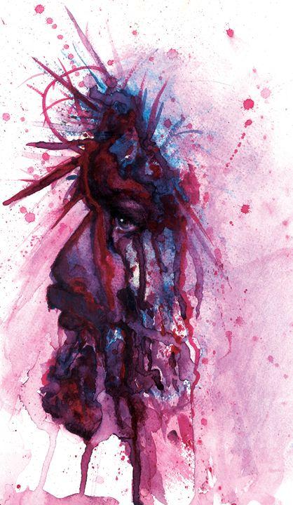No Greater Love - Vicki L Thomas, Prophetic Artist