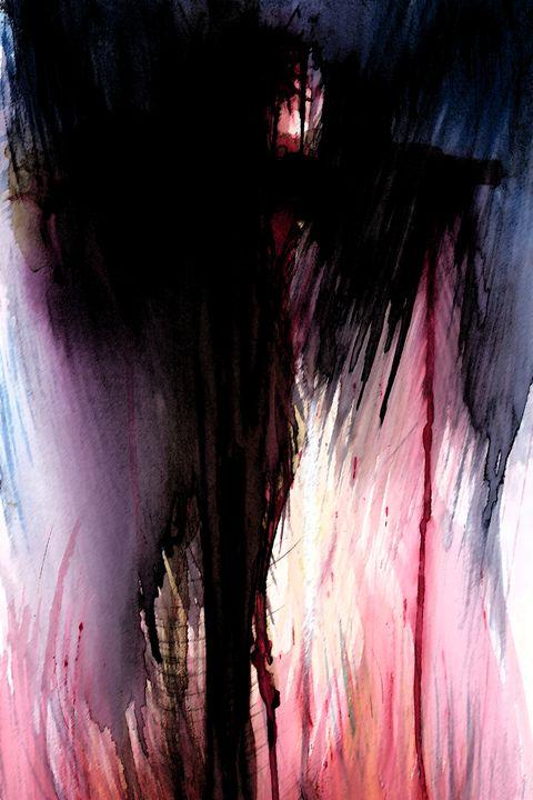 Sacrifice - The Offering - Vicki L Thomas, Prophetic Artist