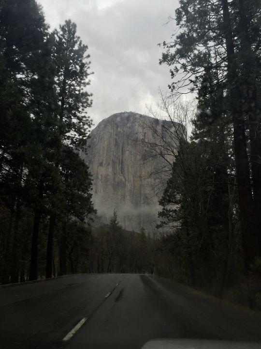 Mystical Entrance to Yosemite - Susan Maletta