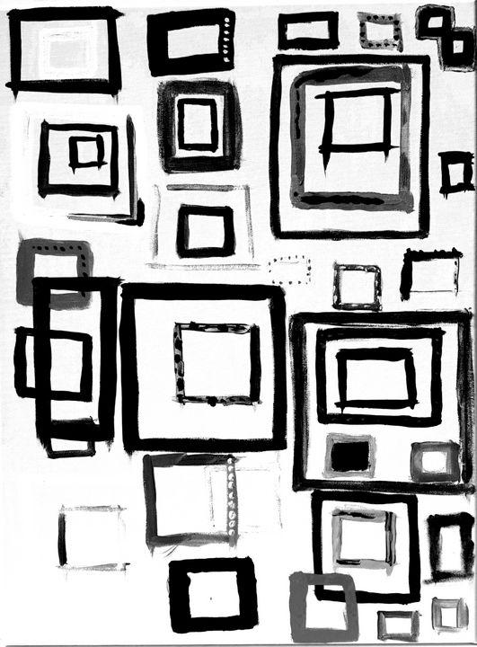 Modern Squares - Brian